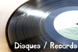 disques - records