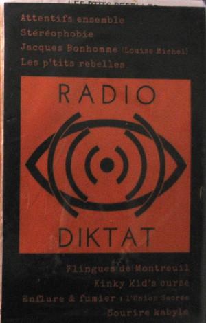 radiodiktat