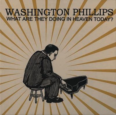 MR-006 Washington Phillips