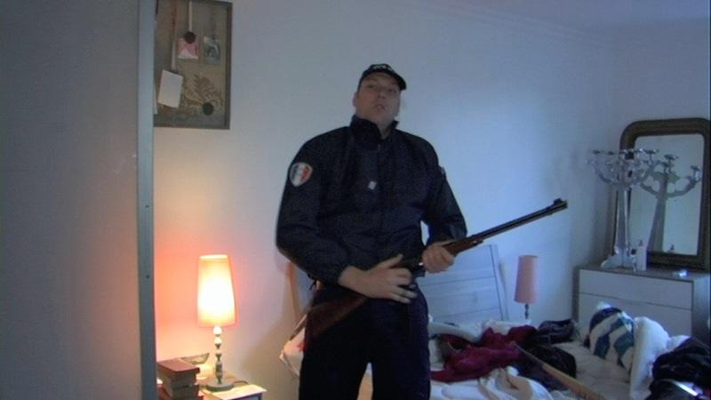 fusil flic